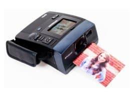 Polaroid Z340 camera