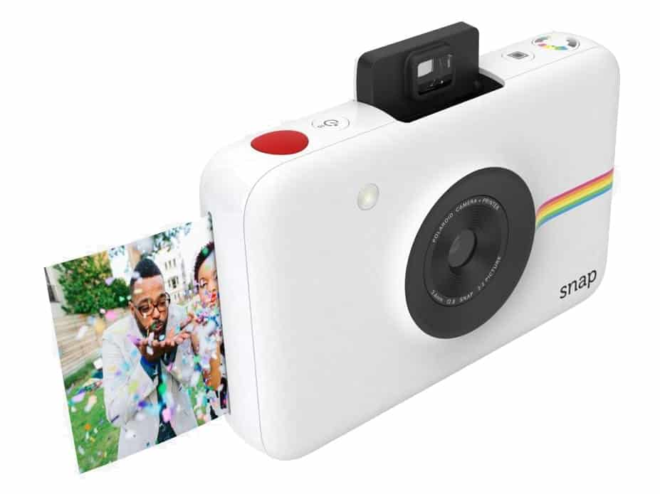 Polaroid Snap direct klaar camera huren