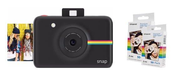 Polaroid Snap camera huren op uw huwelijk, bruiloftsfeest