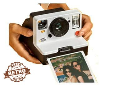 Polaroid Onestep direct klaar camera huren