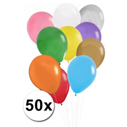 Ballonnen voordelig en leuk voor uw huwelijk
